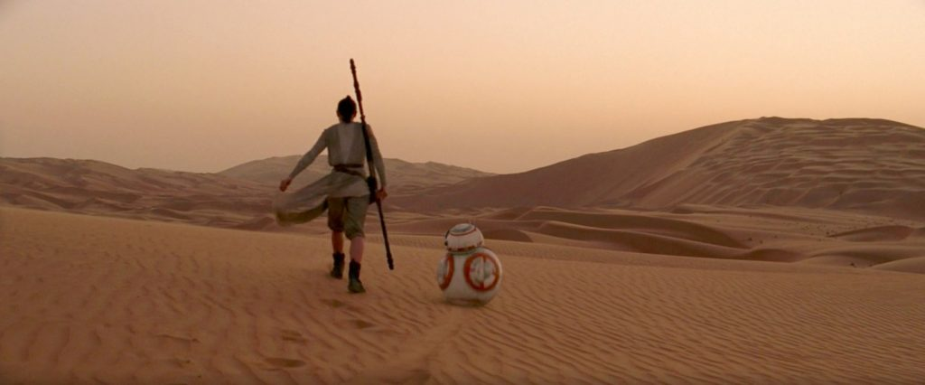 Call to Adventure the force-awakens